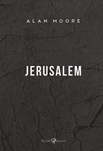 Jerusalem por Alan Moore