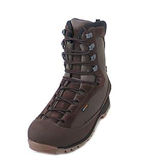 AKU Pilgrim HL GTX boots, brown Brown Size: 10.5