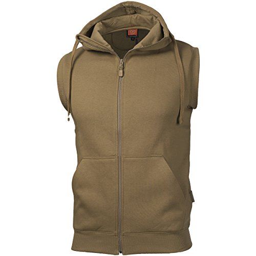 Pentagon Hommes Thespis Pull Gilet Coyote