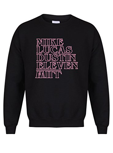 mike-lucas-dustin-eleven-will-unisex-fit-sweater-fun-slogan-jumper-medium-chest-38-40-inches-black-p