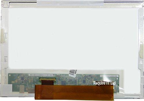 New 25,7cm LED-Display WSVGA SD Netbook LG x120-l.c7laab/10/27rechts glänzend Wsvga Display