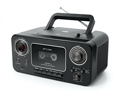 Muse M-182 Stereo-Radio mit CD-P...