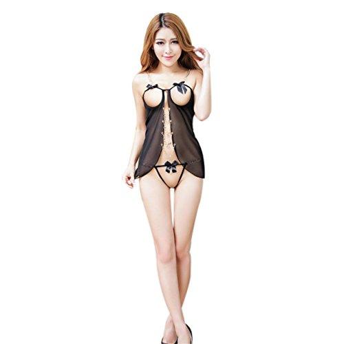 LHWY-Donna-Babydoll-lingerie-pigiameria-intimo-pigiameria