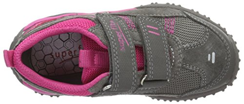 Superfit Sport4, Sneakers basses fille Gris (stone Kombi)