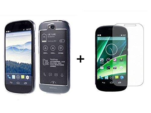 Yota YotaPhone 2 Funda Silicona Trasera Carcasa Yota YotaPhone 2 Cubierta +...