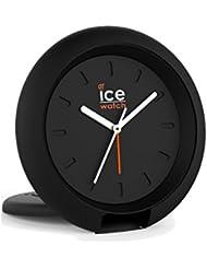 Ice-Watch 015191Ice Travel Clock Orologio unisex analogico in plastica luce allarme nero