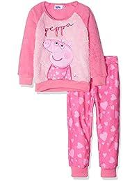 Peppa Pig Peppa, Conjuntos de Pijama para Niñas
