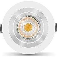 1//5//10X 15W LED Panel Einbaustrahler Deckenleuchte Einbauleuchte Wandleuchte DE
