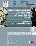 Principales maladies infectieuses et parasitaires du betail