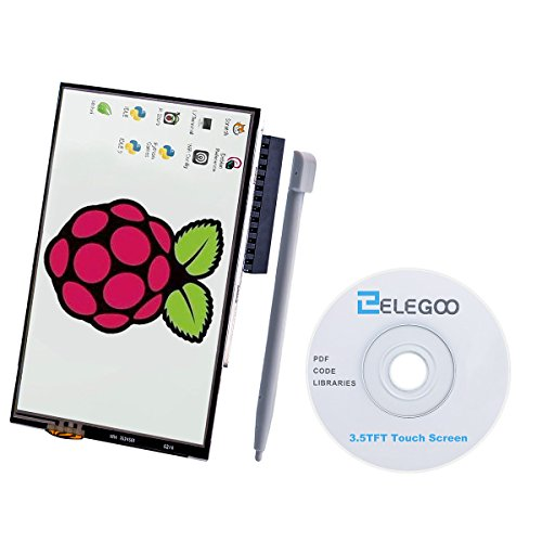 Elegoo 3.5 Inch 480x320 TFT LCD Display Touch Screen Monitor