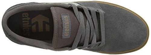 Etnies Barge Ls, Herren Skateboardschuhe Grau (GREY/BLACK/WHITE / 039)