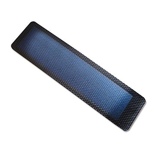 Especificaciones  Voltaje: 2v  Potencia de salida: 0.5w  Tamaño: 195 mm x 58 mm x 1 mm  Peso: 20g  El paquete incluye:  1X NUZAMAS 0.5W 2V panel solar flexible