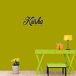 meSleep Personalized Wall Sticker for Krisha