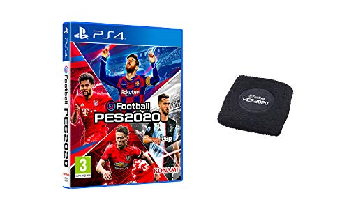 eFOOTBALL PES2020 + Polsino per Sport - Playstation 4 [Esclusiva Amazon.it]