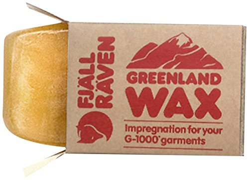 Fjällräven Unisex Wachs Greenland, one size