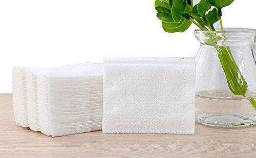 1 Boîte (Surepromise) épais carré Maquillage Cosmétique biologique cotons pour enlever Lotion pour le soin de la peau d'appliquer les vernis à ongles Maquillage
