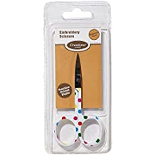 Korbond Creations by Printed Embroidery Scissors, Multi-Colour