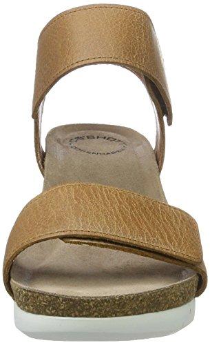 cashott - A15045, Sandali Donna Braun (Camel West 135)