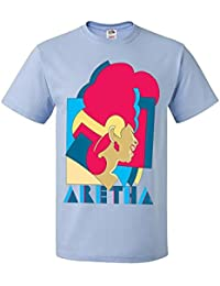 Palalula Hombre Music Aretha Franklin Tribute Camiseta CUcRP