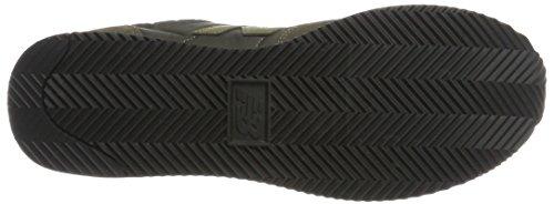 New Balance Unisex-Kinder U220 Sneaker Mehrfarbig (Military Dark Triumph Green)
