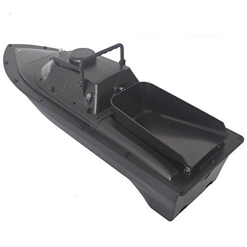 Weltzukaufen Remote Futterboot Köderboot Baitboot Angelboot in Schwarz 60*22*22cm