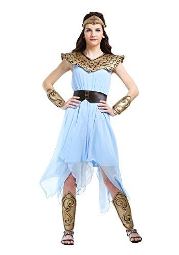 Frauen Plus Size Athena Kostüm - 2X (Athena Kostüm Frauen)