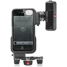 Manfrotto Klypo L120 - Soporte para móviles, negro