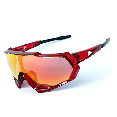 Daesar Sonnenbrille Schutzbrille Infrarotlampe Motorradbrille Retro