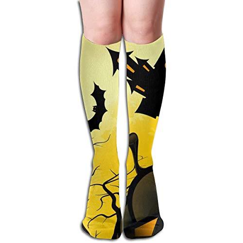 �rbis Design elastische Mischung lange Socken Kompression Kniestrümpfe (50cm) für den Sport ()