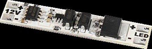 PIANETA de LED Encendido/Apagado De Tocar Interruptor (12V) para perfil de aluminio con tira de LED (60W)