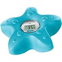 NUK 1025641 Digitales Badethermometer mit Temperatur-Alarm