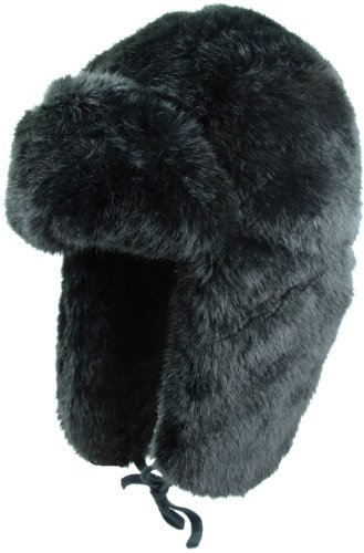 Highlander Russian Faux Fur Hat