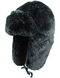 Highlander Russian Faux Fur Hat