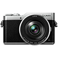 Panasonic dc-gx800kefs Kamera DSLM 16,84Mpix schwarz/silber/braun
