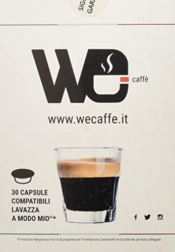 We Caffè Capsule Compatibili Lavazza a Modo Mio Espresso Napoletano - 120 capsule