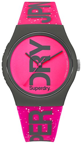 Superdry Damen-Armbanduhr SYL189PP