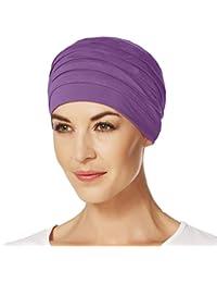 Christine headwear Turbante chemioterapia in viscosa di bambù Yoga 5719e7470786