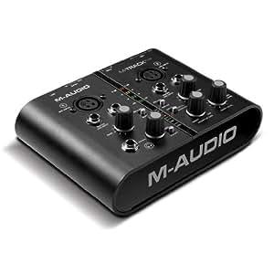 M-Audio M-Track Plus Interface