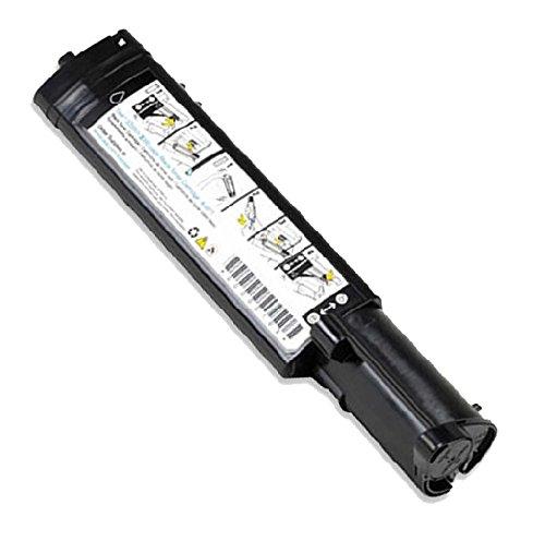 Original Dell 3000cn/3010cn Standard Capacity Toner Kit, ca. 4.000 Seiten, black