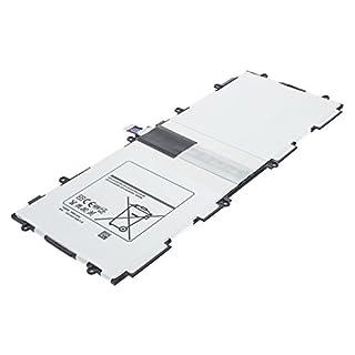 MTEC Batterie 6800mAh 25,84Wh 3,8V pour Samsung Galaxy Tab 3 10.1 GT-P5200 GT-P5210 GT-P5213 remplace original avec désignation: AA1D625aS/7-B T4500E