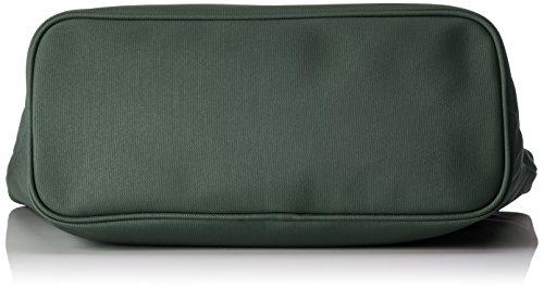 Piero Guidi Damen Pg Glossy Discovery Tote, 31 x 30 x 14.5 cm Grün (Verde Militare)