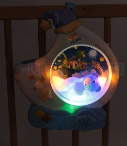 Baby Dream Sleeping Lullaby Music Projection Toy