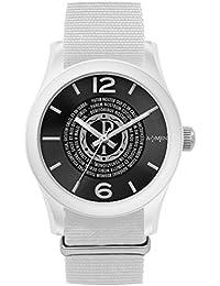 Reloj Padre Nuestro, Color Blanco-Amen Collection