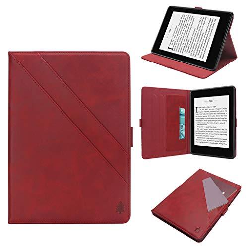 Der Beste Geschenk des Valentinsgrußes !! Beisoug Best for Amazon Kindle Paperwhite 4 Ultradünne intelligente lederne magnetische Kastenabdeckung (Pc Kindle-reader-app Für)