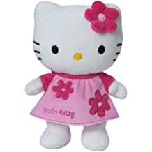 Hello Kitty - Peluche Gatos (29x10.5x10.2 cm) [Importado de
