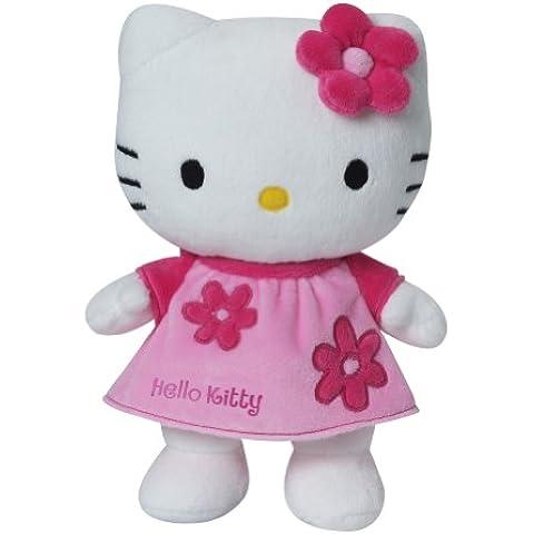 Hello Kitty - Peluche Gatos (29x10.5x10.2 cm) [Importado de Francia]