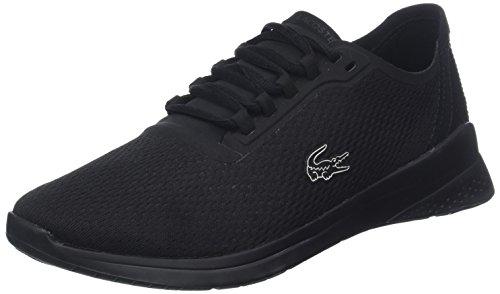 Lacoste Sport Herren Lt Fit 318 1 SPM Sneaker, Schwarz Blk 02h, 44.5 EU