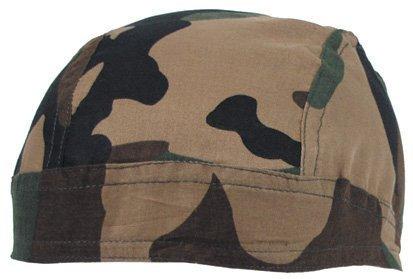 MFH Army Style Headwrap (Woodland) - Dye Paintball Bekleidung