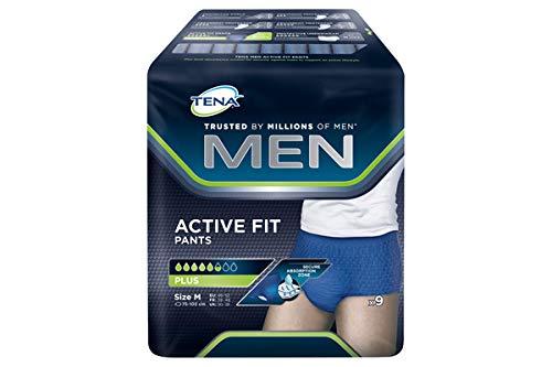 TENA Men Active Fit Pants Plus M (1x12 Stück)