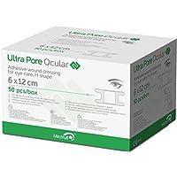 Medrull Wundpflaster Steril H - Form 12 x 6cm Ultra Pore Ocular 50 Stück preisvergleich bei billige-tabletten.eu